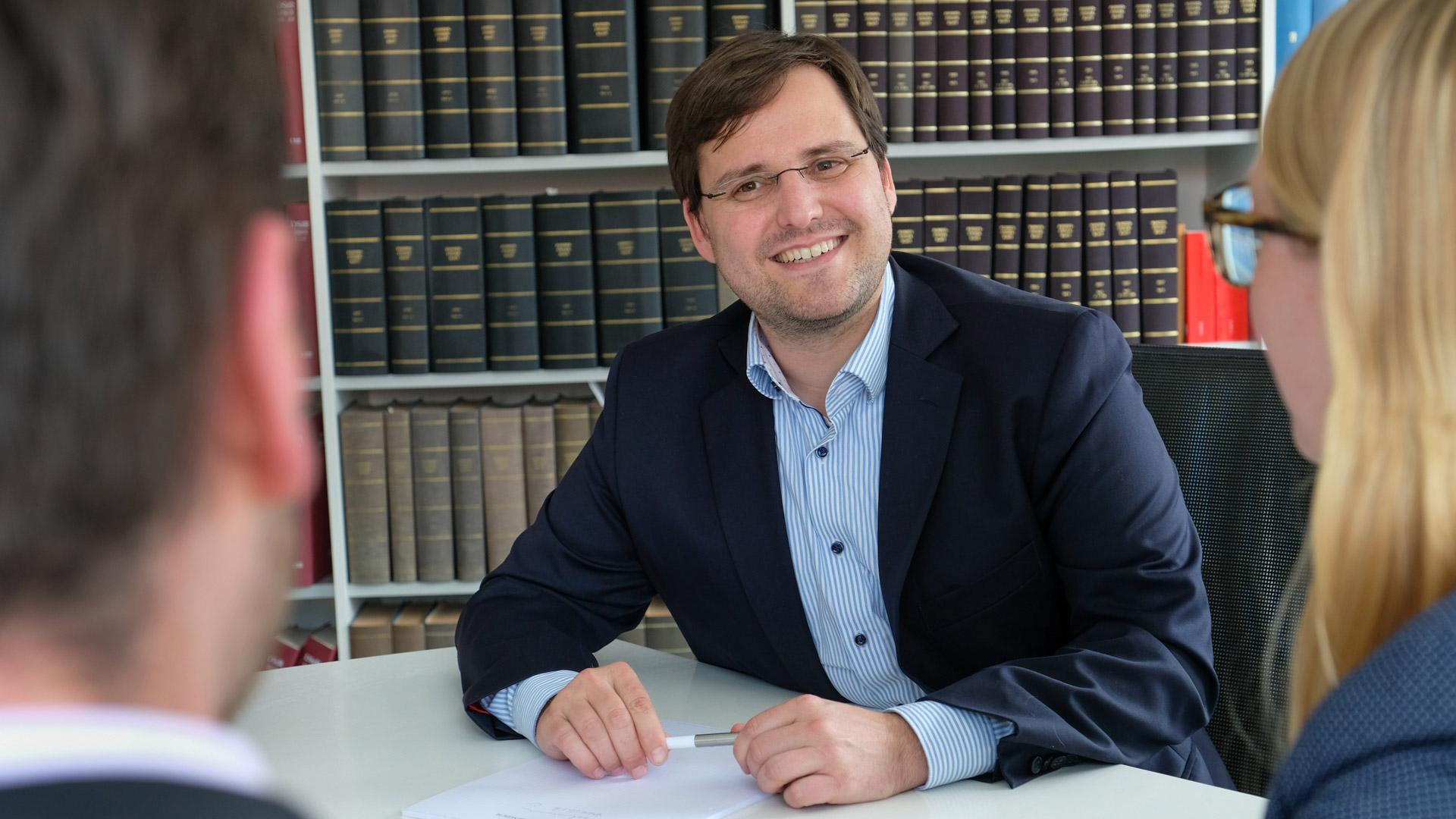 Claus Schwarz heißt Sie Willkommen bei der Schwarz und Bengsch, Ihr Steuerberater in Ingelheim